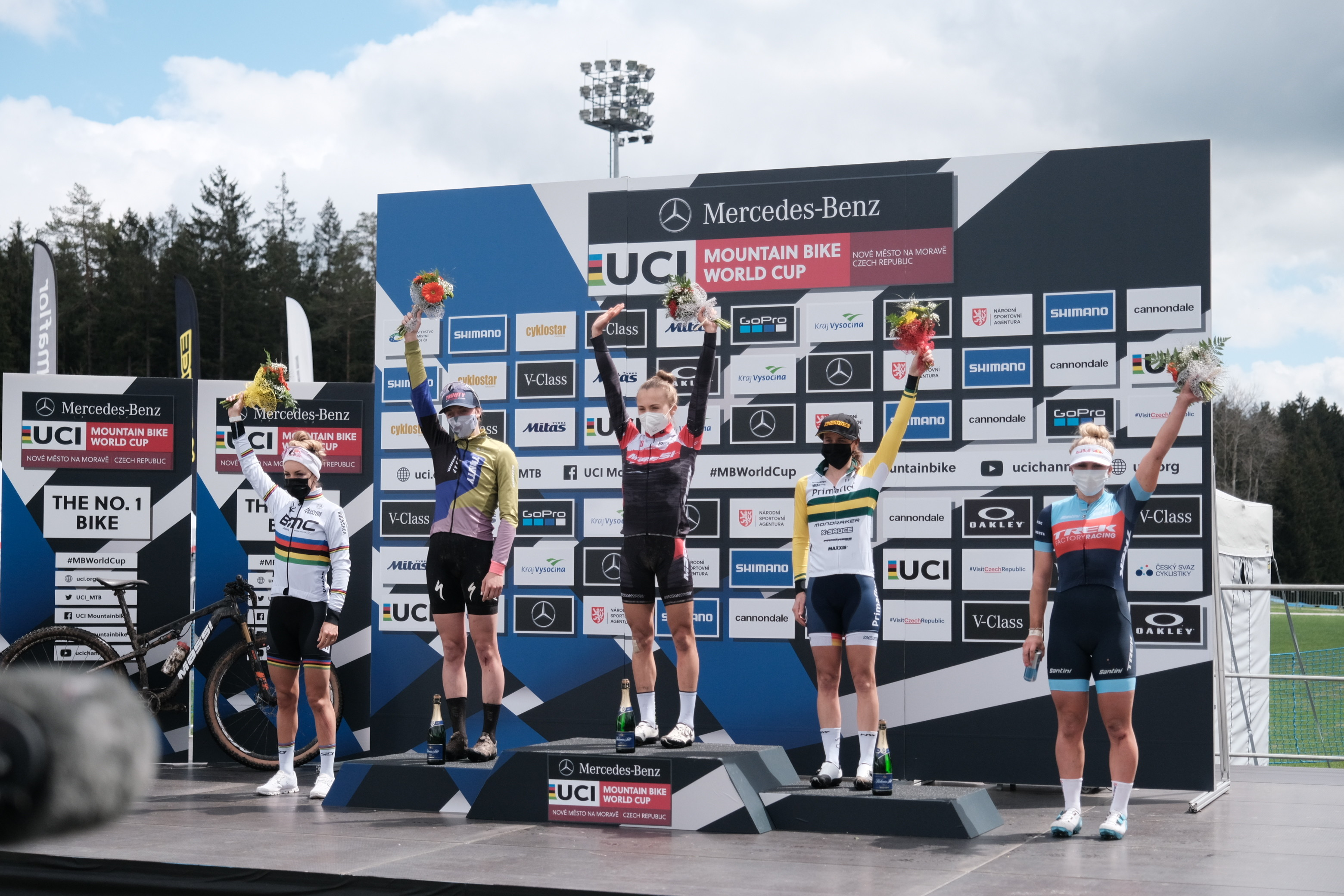 ¡Bec repite podio en Nove Mesto!
