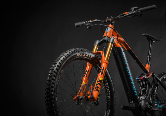 Zero system e-MTB optimized