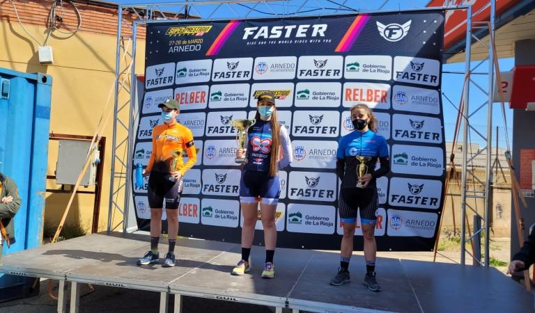 Otro fin de semana de victorias para el PMX Racing