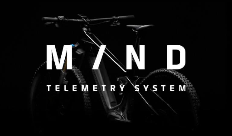 MIND - Telemetry within reach of any rider.