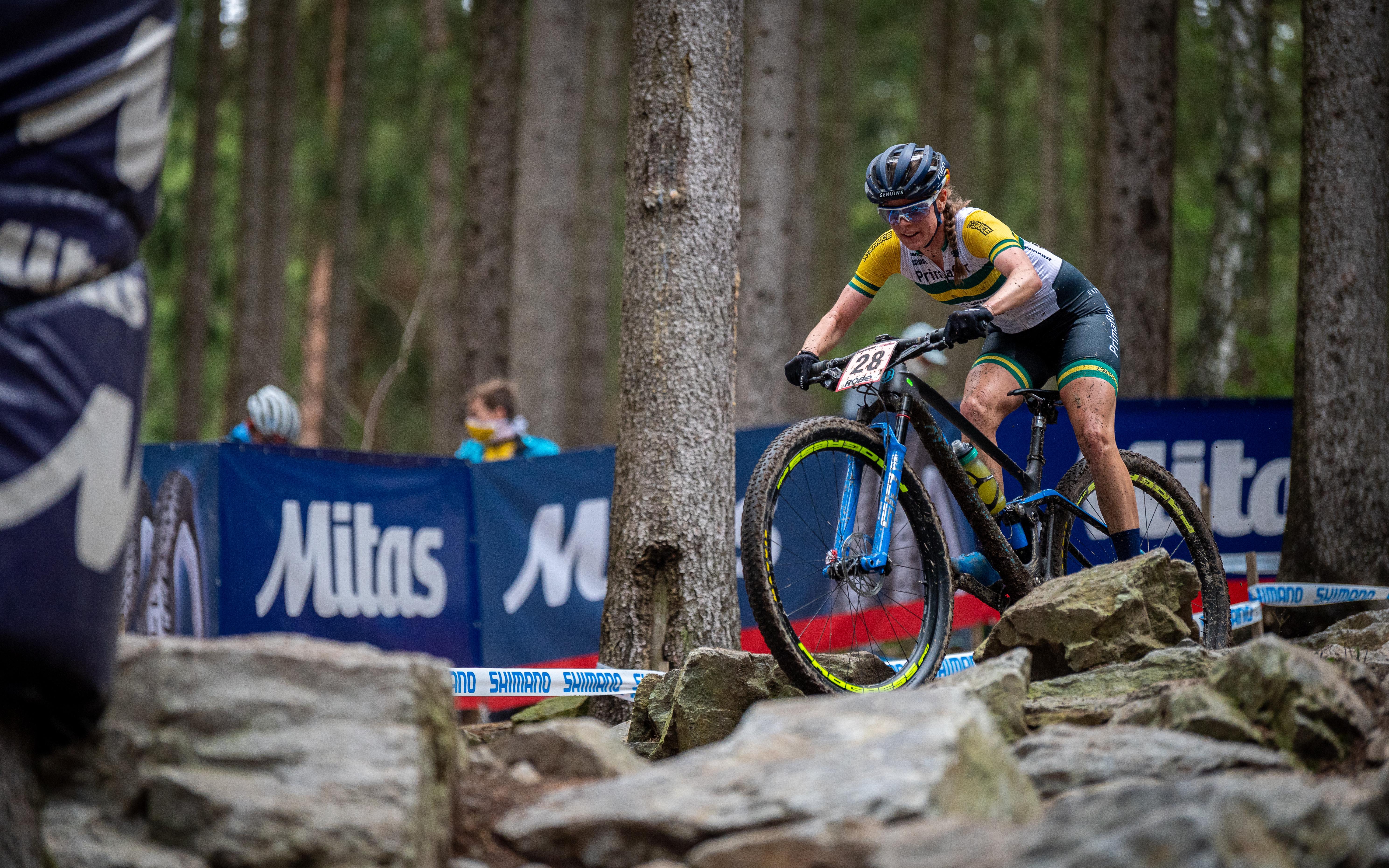 MERCEDES- BENZ UCI MTB WORLD CUP KICKS OFF TOMORROW AT NOVÉ MĚSTO