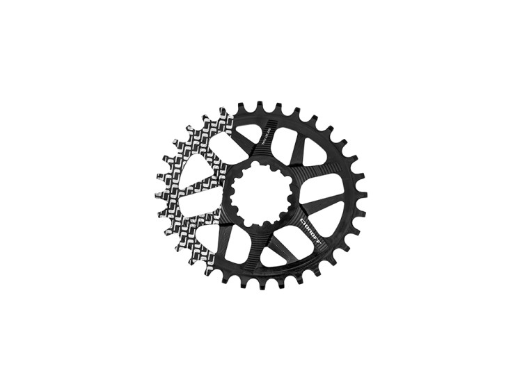 CHAINRING DM (SRAM GXP) OVAL