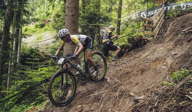Race's weekend to prepare Les Gets World Cup