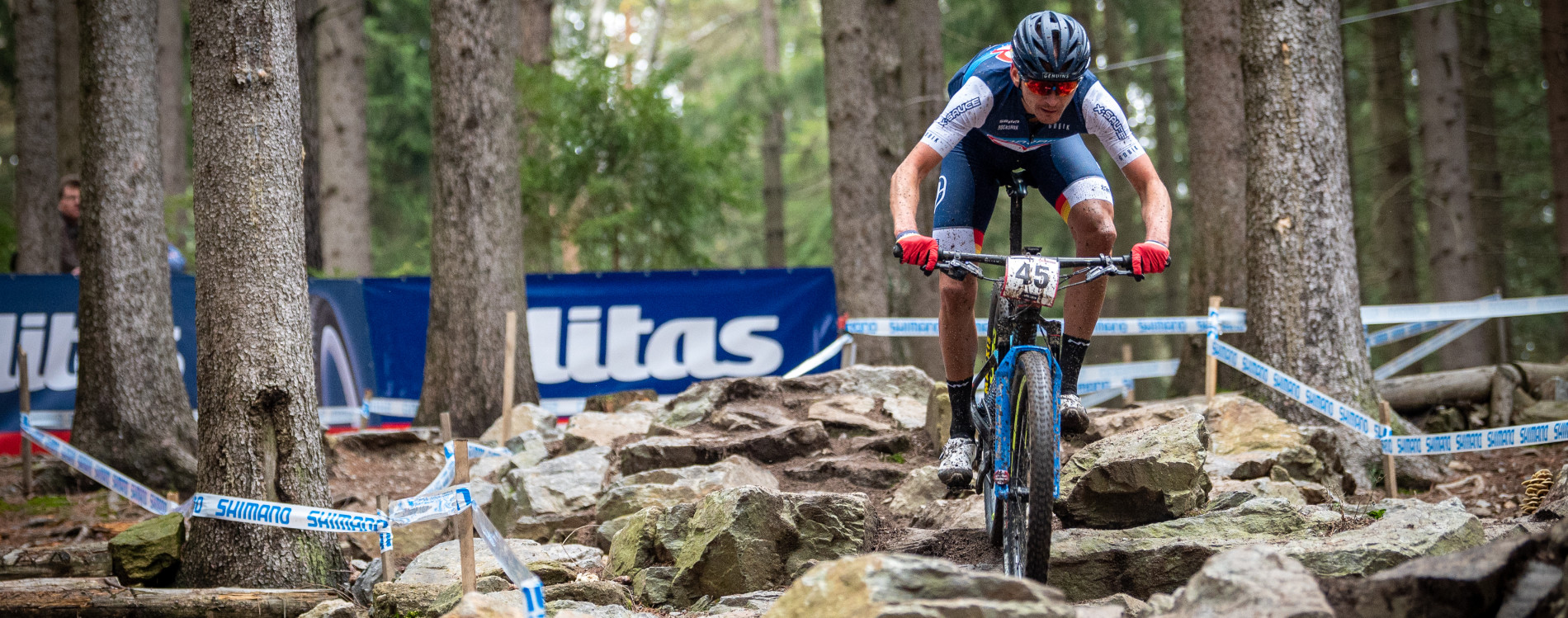 Get ready for the European Mountain Bike Championships!