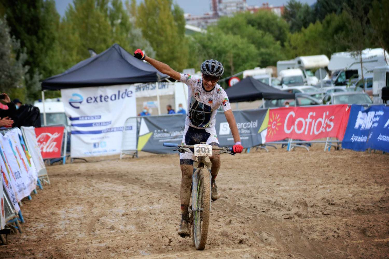 Oro y plata en los Campeonatos de España XCO