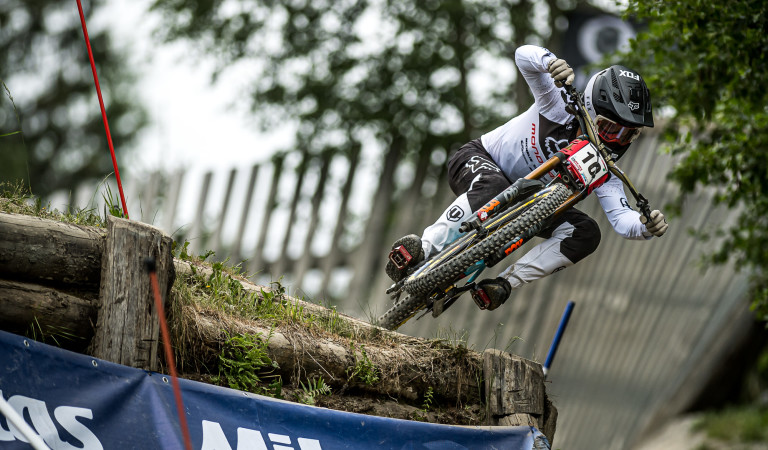 UCI DH World Cup - Leogang, Austria